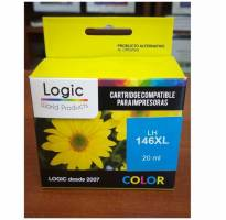 imagen CARTUCHO DE TINTA ALTERNATIVO LOGCL146XL COLOR (20ml) (CL 146)